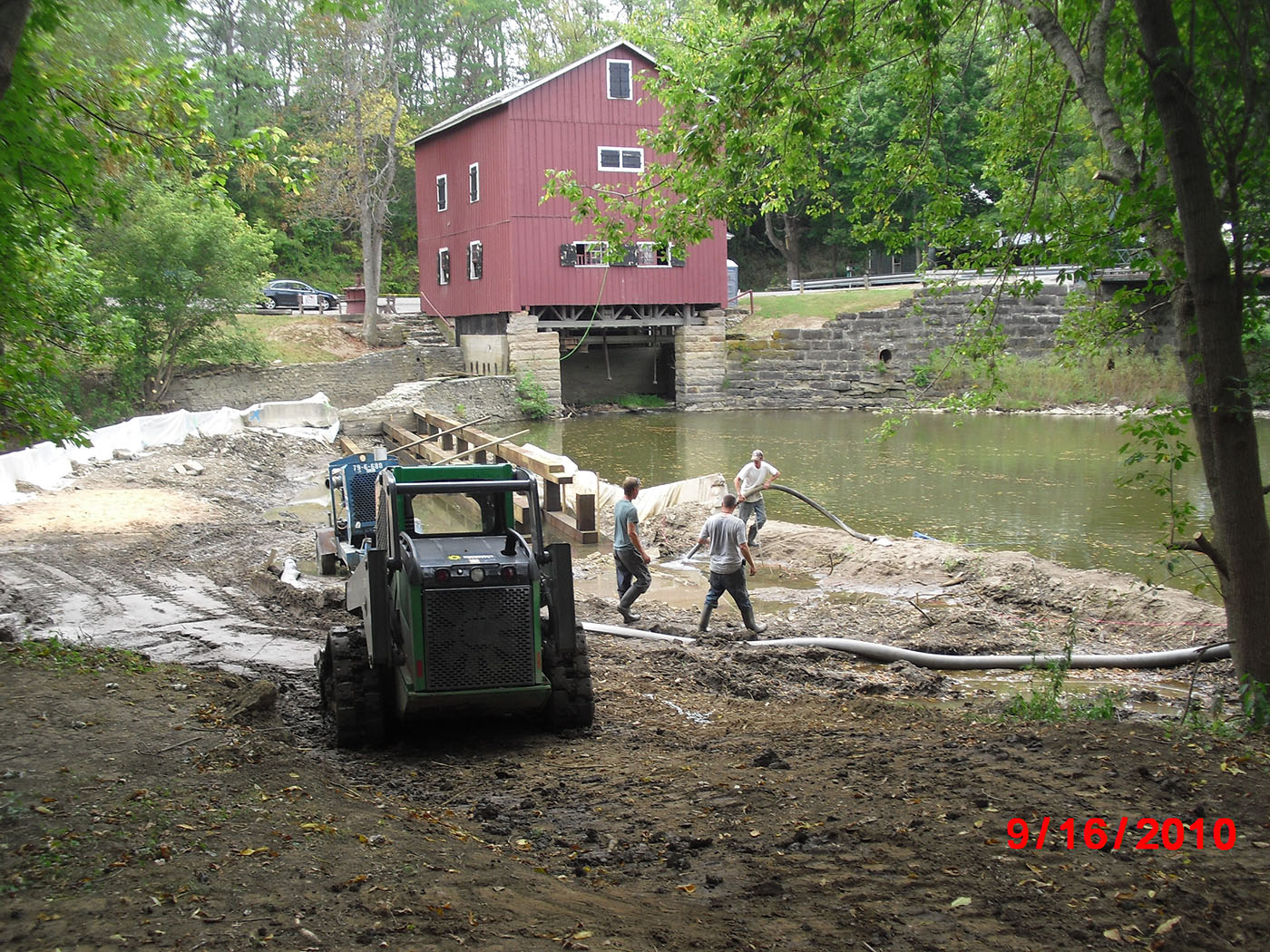 /img/Indian Mill Upper Sandusky Waterfall Construction 12.JPG