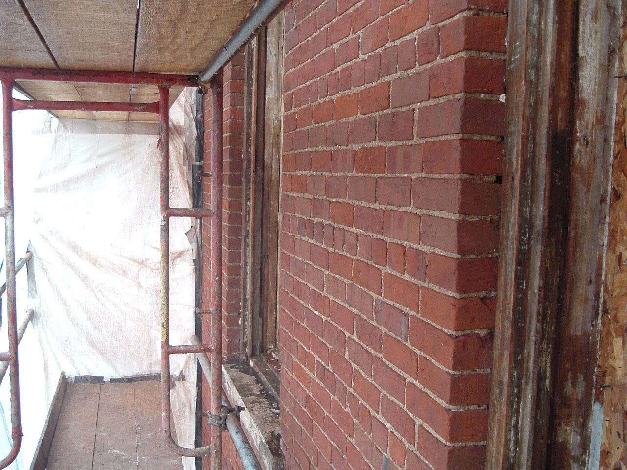 Lepi enterprises portfolio woodward opera house for Removing lead paint from exterior of house